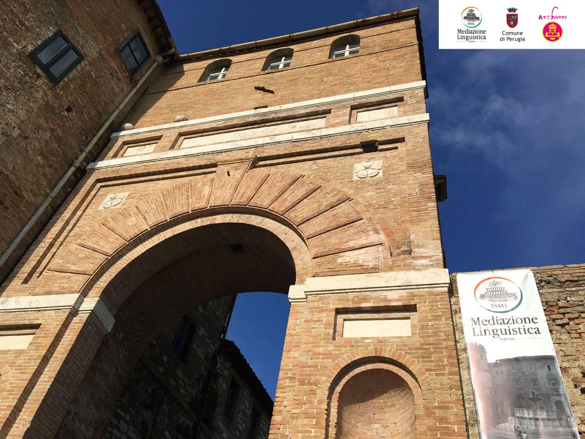 Il nostro Istituto finanzia il restauro dell'Arco di San Girolamo