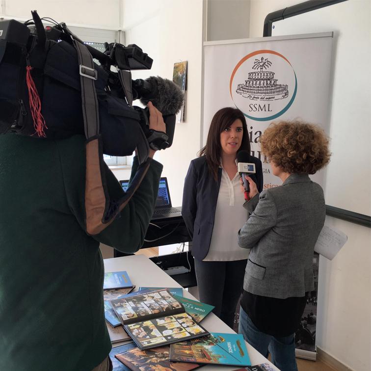 Intervista alla nostra ex alunna Roberta Ceccotti