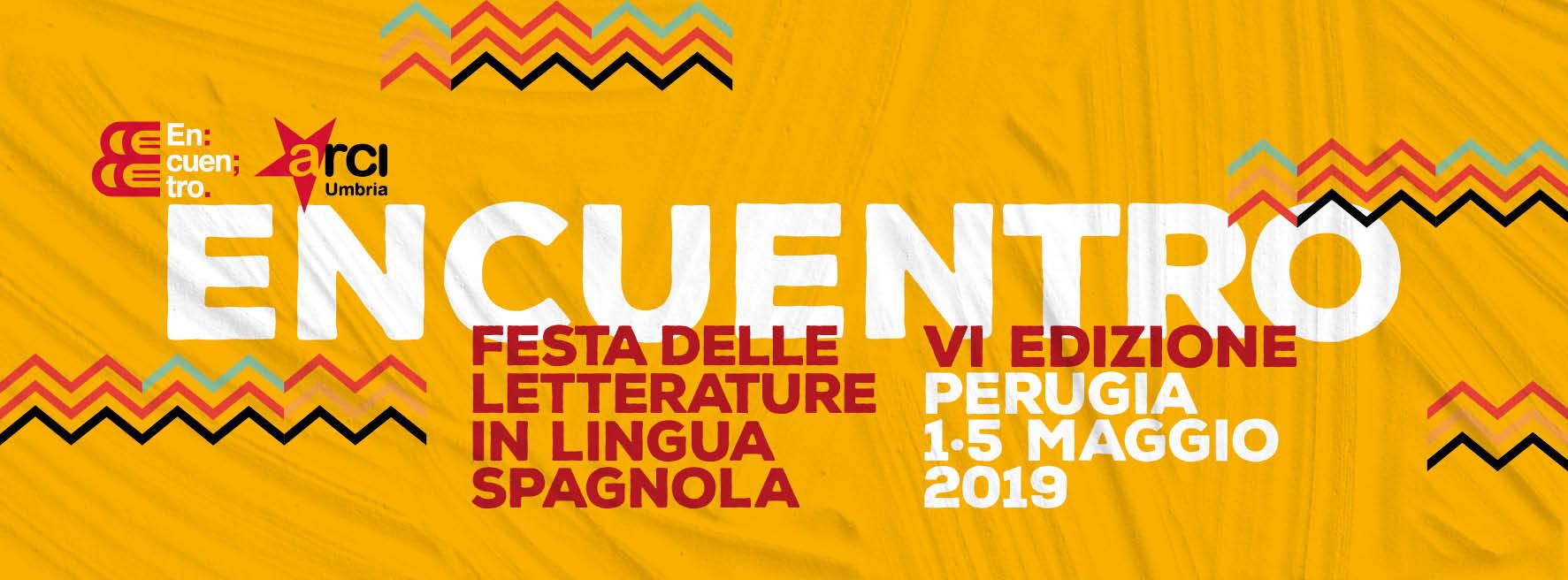Encuentro - Festa delle letterature in lingua spagnola