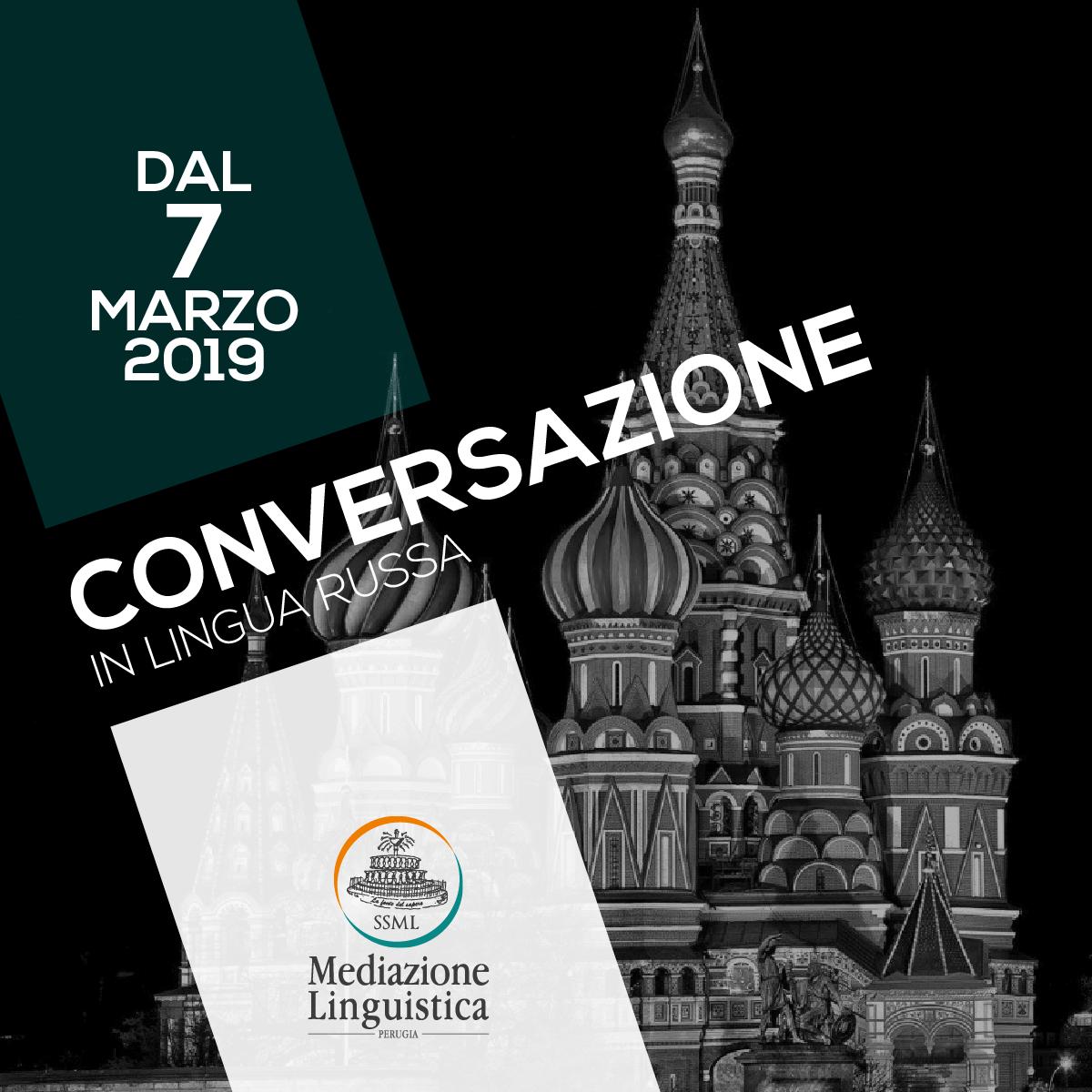 Conversazione in lingua russa