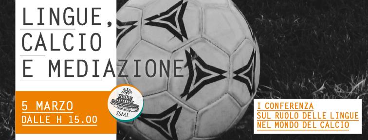 Anteprima prima conferenza sul ruolo delle lingue nel mondo del calcio