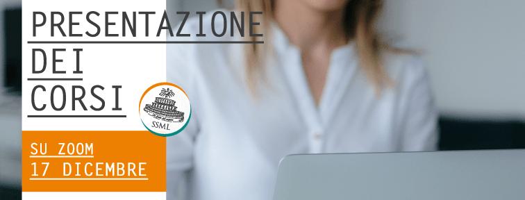 Orientamento: secondo incontro online